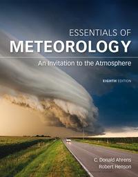 EBK ESSENTIALS OF METEOROLOGY: AN INVIT