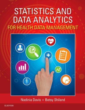 STATISTICS+DATA ANALYTICS F/HLTH...