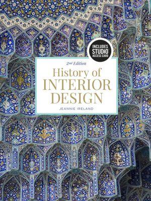 HISTORY OF INTERIOR DESIGN-W/ACCESS