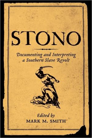 STONO:DOCUMENTING+INTERPRETING SOUTH...