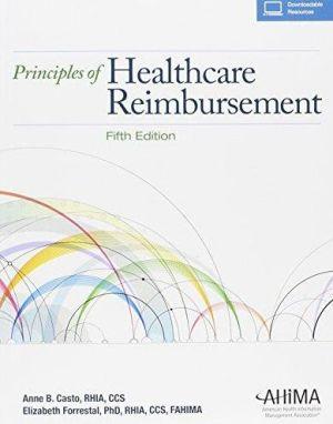 PRIN.OF HEALTHCARE REIMBURSEMENT-W/CODE