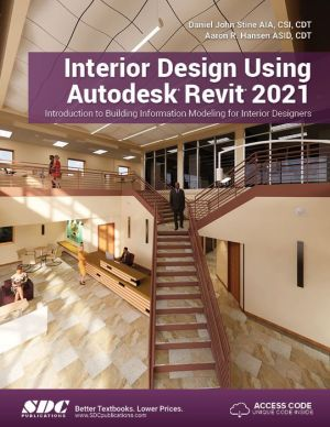 INTERIOR DES...AUTODESK REVIT'21-W/CODE