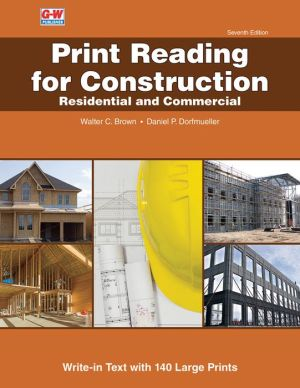 PRINT READING F/CONSTRUCTION-W/PRINTS