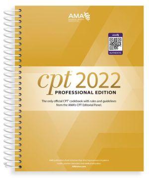 CPT 2022-PROFESSIONAL ED.