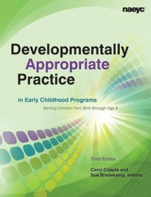 DEVELOPMENTALLY APPROPRIATE PRAC.-W/CD