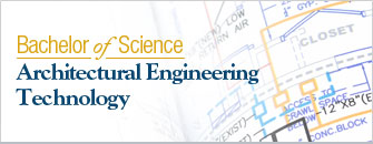 New, Bachelor of Science Architectural Engineering Technology