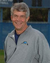 Assistant Softball Coach Jack Bitzer