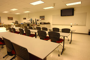 CFADA       Professional Automotive Training Center Classroom