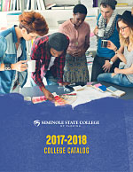 College Catalog for 2017-2018 Academic Year