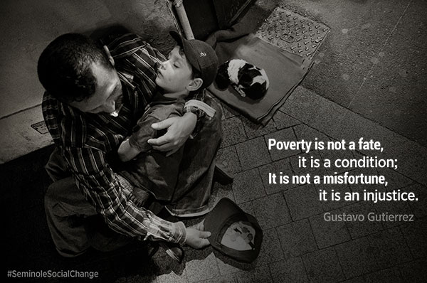 Poverty is not a Fate