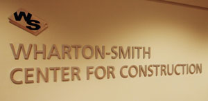 Wharton-Smith sign