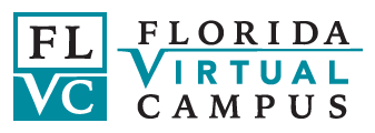 Florida Virtual Campus Logo