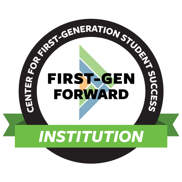 Center for First-Generation Student Success First-Gen Forward Institution