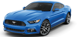 2017 Ford Mustang Coupe Premium