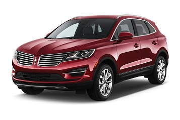 2019 Red Lincoln