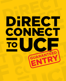 DirectConnect to UCF: Guaranteed Entry