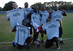 2012 Seminole State Intramural Flag Football Champions