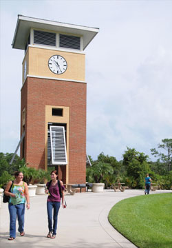 Oviedo Campus Clock Tower